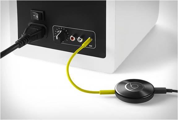 Agora Você Transmitir o Audio dos Seus aparelhos Favoritos Para Qualquer Alto-falante - Chromecast & Chromecast Audio - Imagem - 5