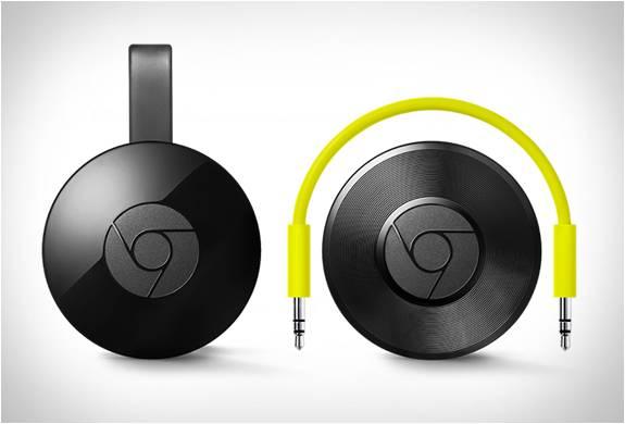 Agora Você Transmitir o Audio dos Seus aparelhos Favoritos Para Qualquer Alto-falante - Chromecast & Chromecast Audio