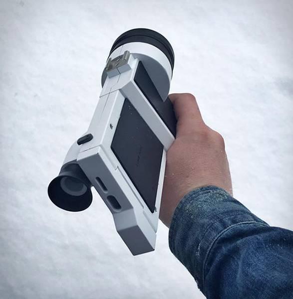 Sistema Super8 para iPhone - Cinebody | S6 - Imagem - 4