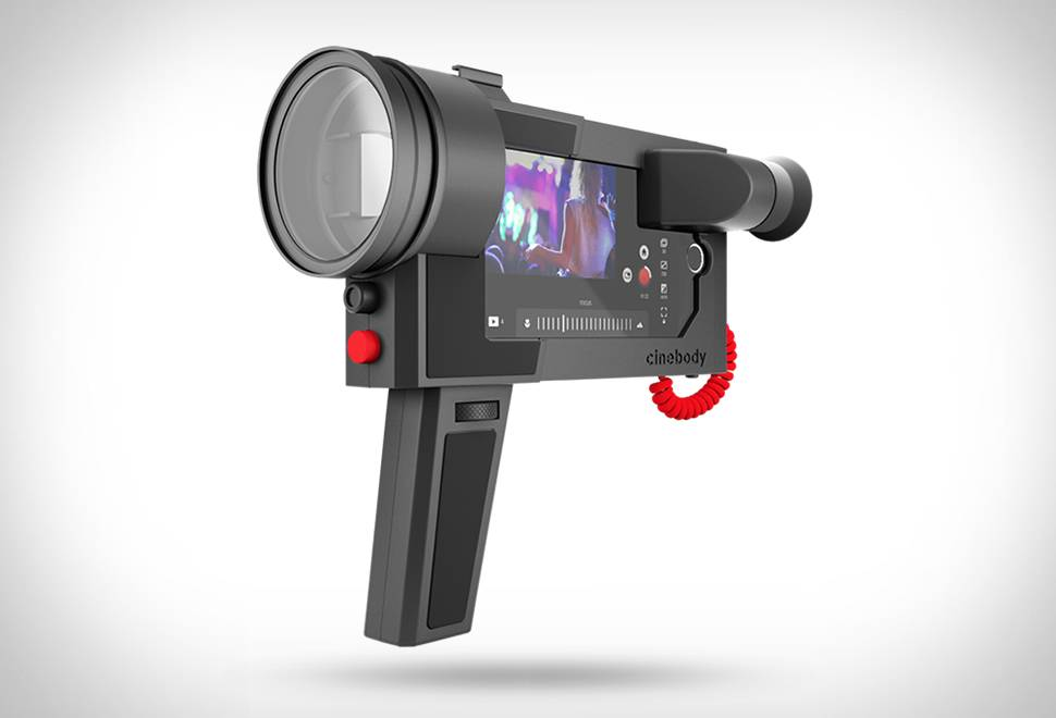 Sistema Super8 para iPhone - Cinebody   S6 - Imagem - 1
