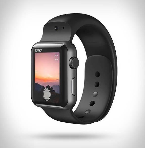 Câmera CMRA para Apple Watch - Imagem - 2