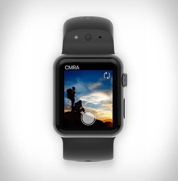 Câmera CMRA para Apple Watch - Imagem - 3