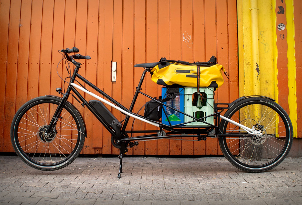 Bicicleta Elétrica E-bike para Carga - CONVERCYCLE
