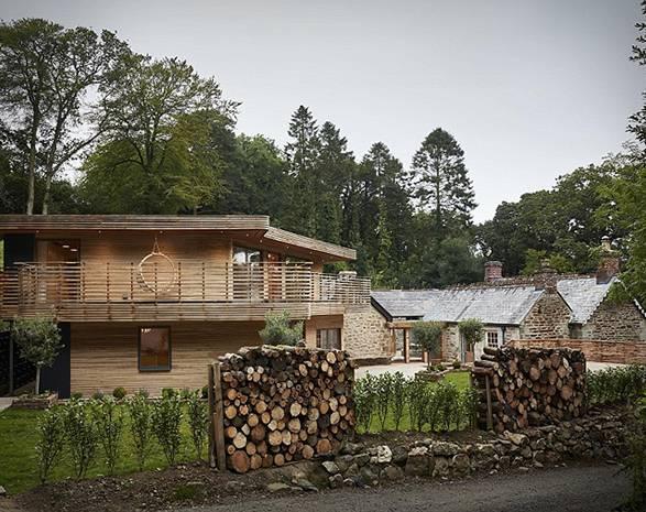 Casa em Madeira Cornualha - Imagem - 5