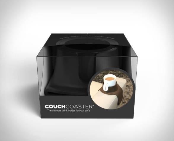 Suporte de Bebida CouchCoaster - Imagem - 5