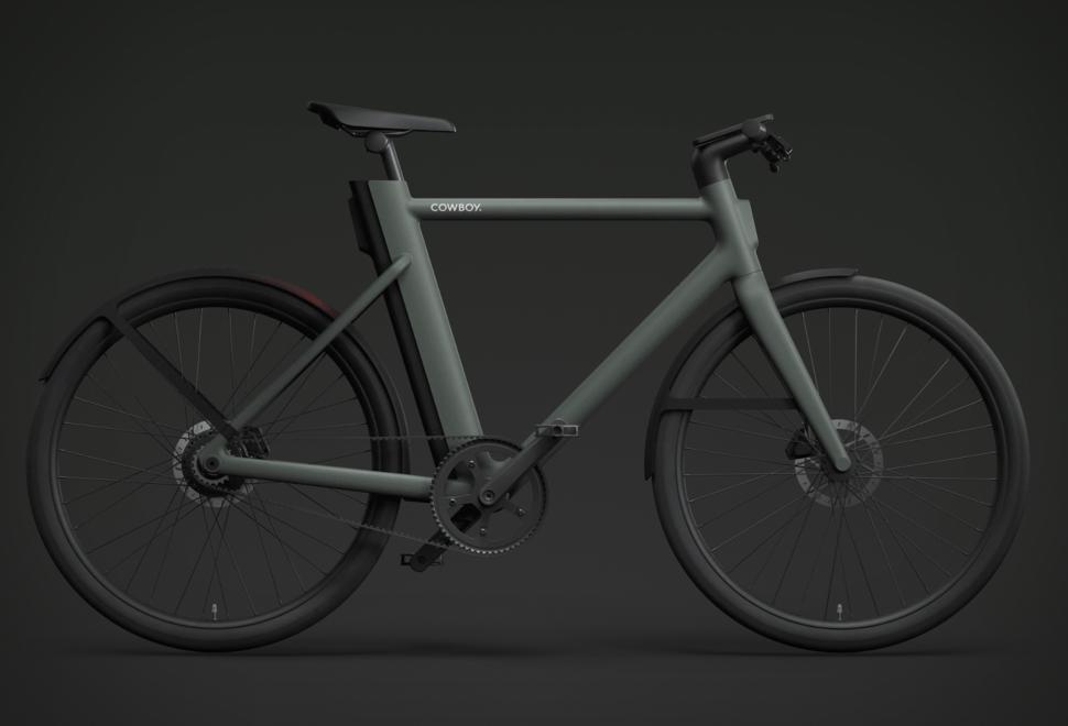 Bicicleta elétrica Cowboy 4 eBike - Imagem - 1