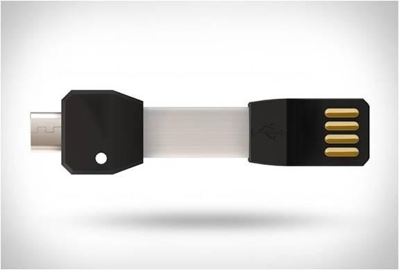 CABO USB PORTÁTIL CULCHARGE - Imagem - 5