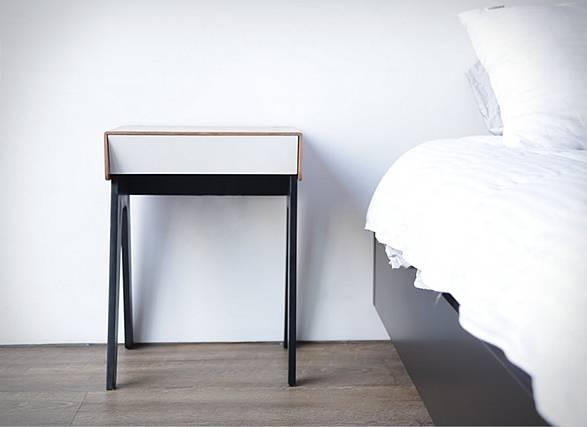 Mesa de Cabeceira Inteligente Curvilux - Imagem - 5