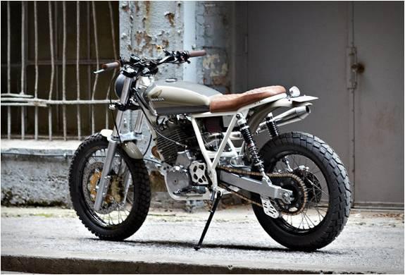 Moto Personalizada Honda Xr650 - Imagem - 2