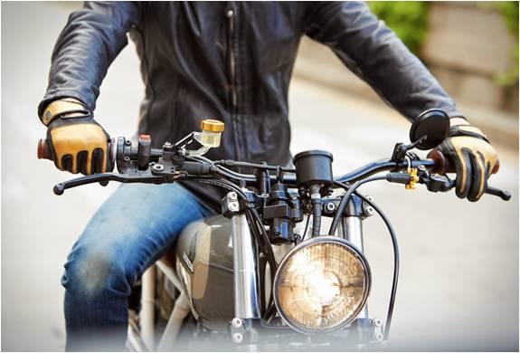 Moto Personalizada Honda Xr650 - Imagem - 3