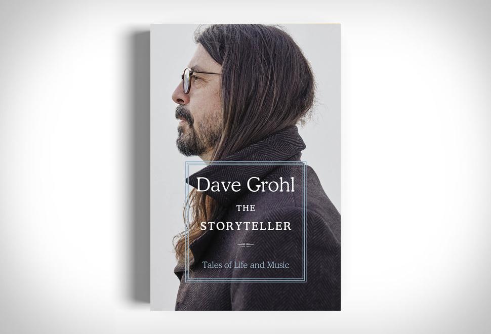 Líder do Foo Fighters e Ex-Baterista do Nirvana - DAVE GROHL THE STORYTELLER - Imagem - 1