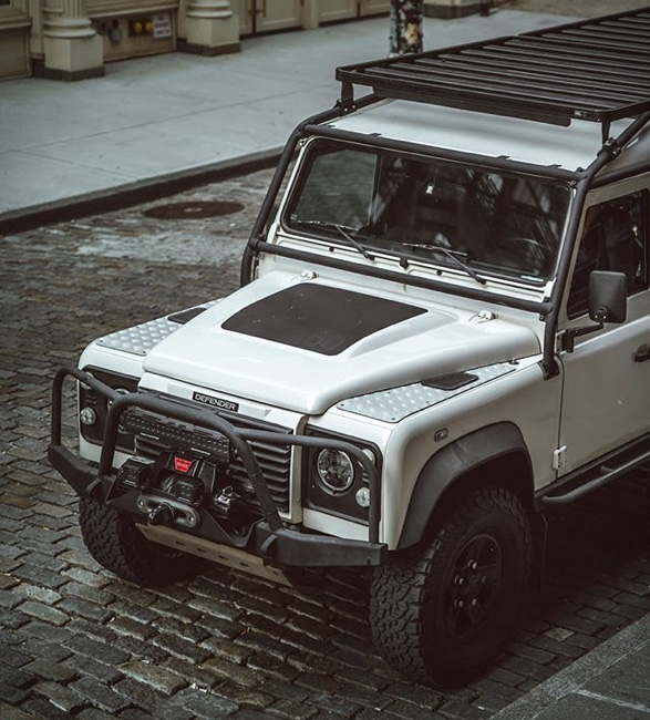 Land Rover DEFENDER 130 EXPEDITION - Imagem - 2