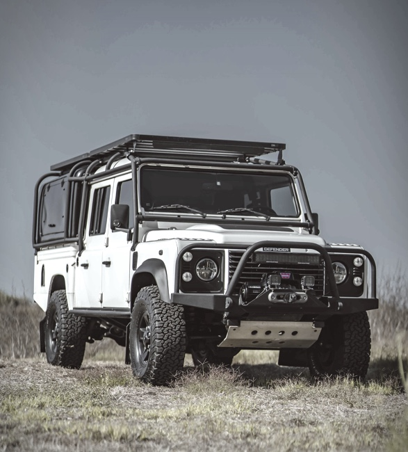 Land Rover DEFENDER 130 EXPEDITION - Imagem - 3