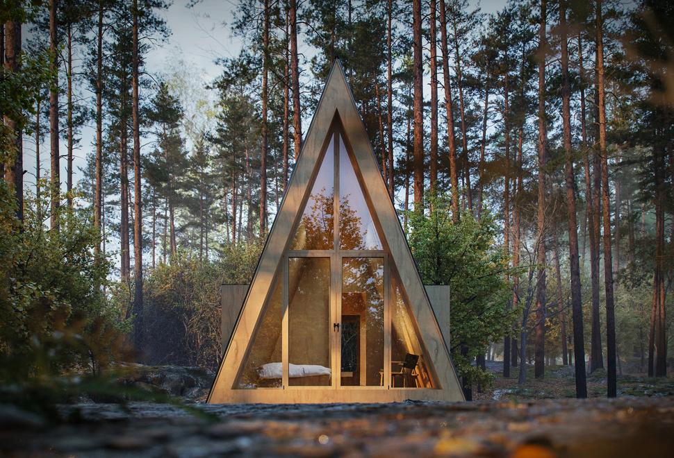 Quer construir sua própria cabana na selva? - Imagem - 1