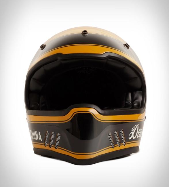 Capacetes Deus Django Vintage MX Helmet - Imagem - 2