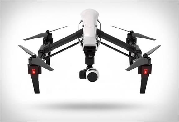 DRONE DJI INSPIRE 1 - Imagem - 2