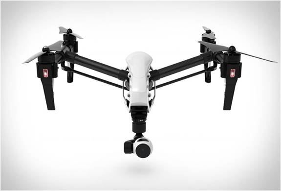 DRONE DJI INSPIRE 1 - Imagem - 5