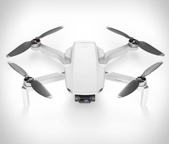 DJI Mavic Mini - Drone menor e mais leve drone dobrável de todos os tempos da DJI - Imagem - 4