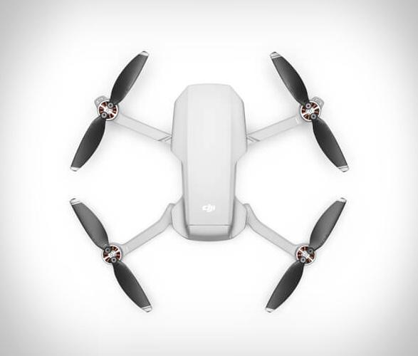 DJI Mavic Mini - Drone menor e mais leve drone dobrável de todos os tempos da DJI - Imagem - 5