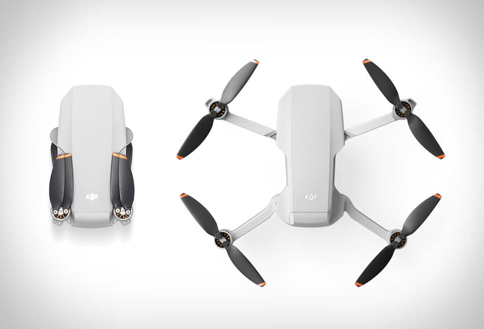 Drone DJI Mini 2 - Tamanho da palma da mão agora voa mais longe - Imagem - 1