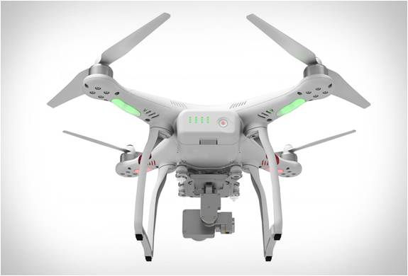 DRONE DJI PHANTOM 3 STANDARD - Imagem - 3