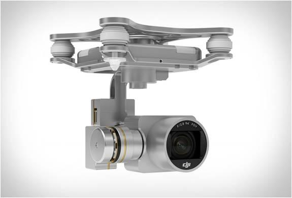 DRONE DJI PHANTOM 3 STANDARD - Imagem - 4