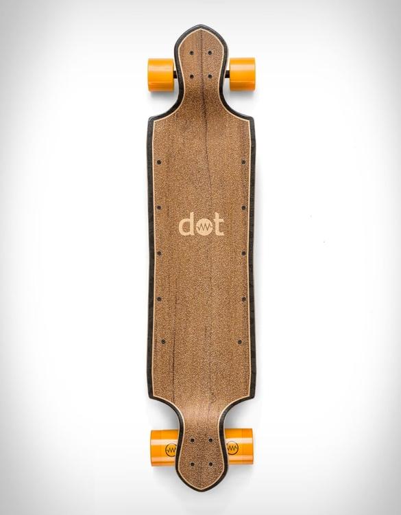 Skate Elétrico - DOT ELECTRIC SKATEBOARD - Imagem - 3