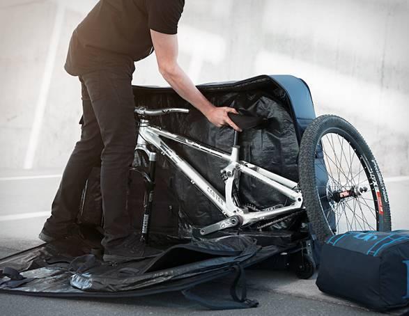 Bolsa de Viagem de Bicicleta Douchebags - Imagem - 3