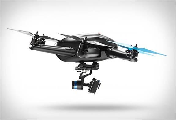 DRONE GOPRO - HEXO PLUS - Imagem - 2