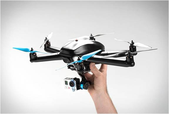 DRONE GOPRO - HEXO PLUS - Imagem - 3