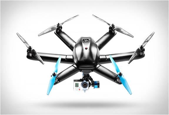 DRONE GOPRO - HEXO PLUS - Imagem - 5