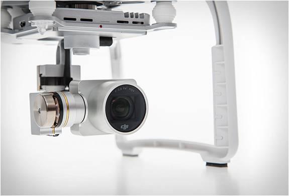 DRONE DJI PHANTOM 3 - Imagem - 2