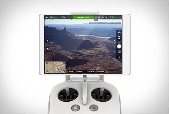 DRONE DJI PHANTOM 3 - Imagem - 4