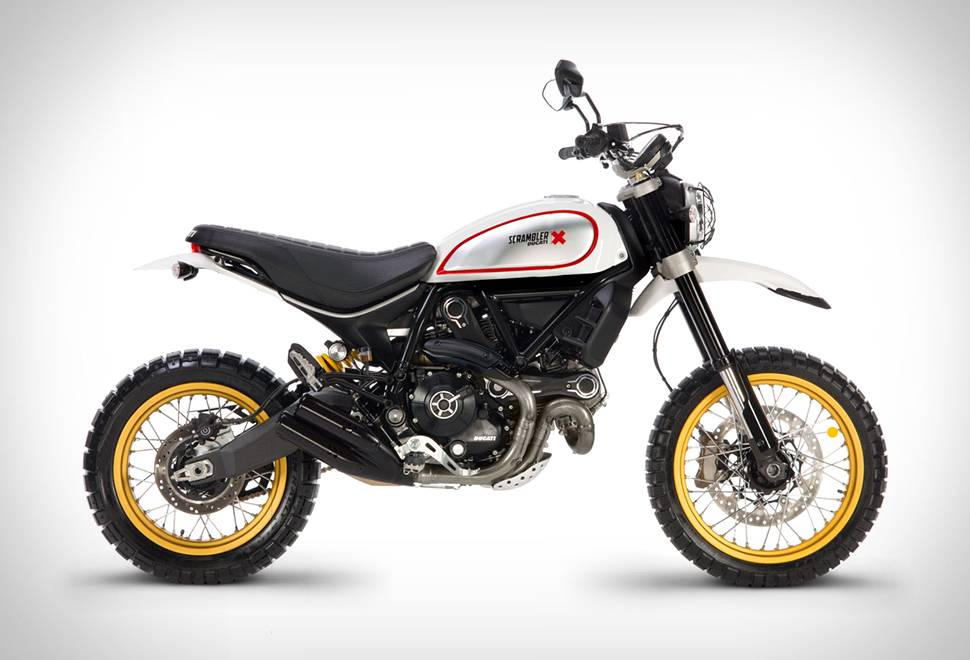 Moto Desert Sled Ducati - Imagem - 1