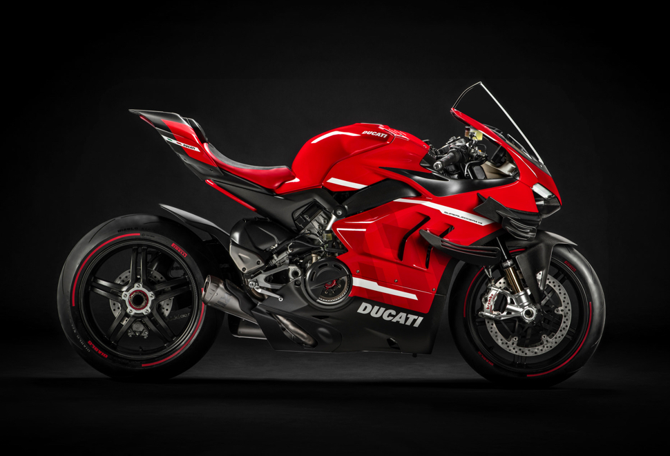 A Ducati lançou sua moto mais poderosa de sempre - DUCATI SUPERLEGGERA V4 - Imagem - 1