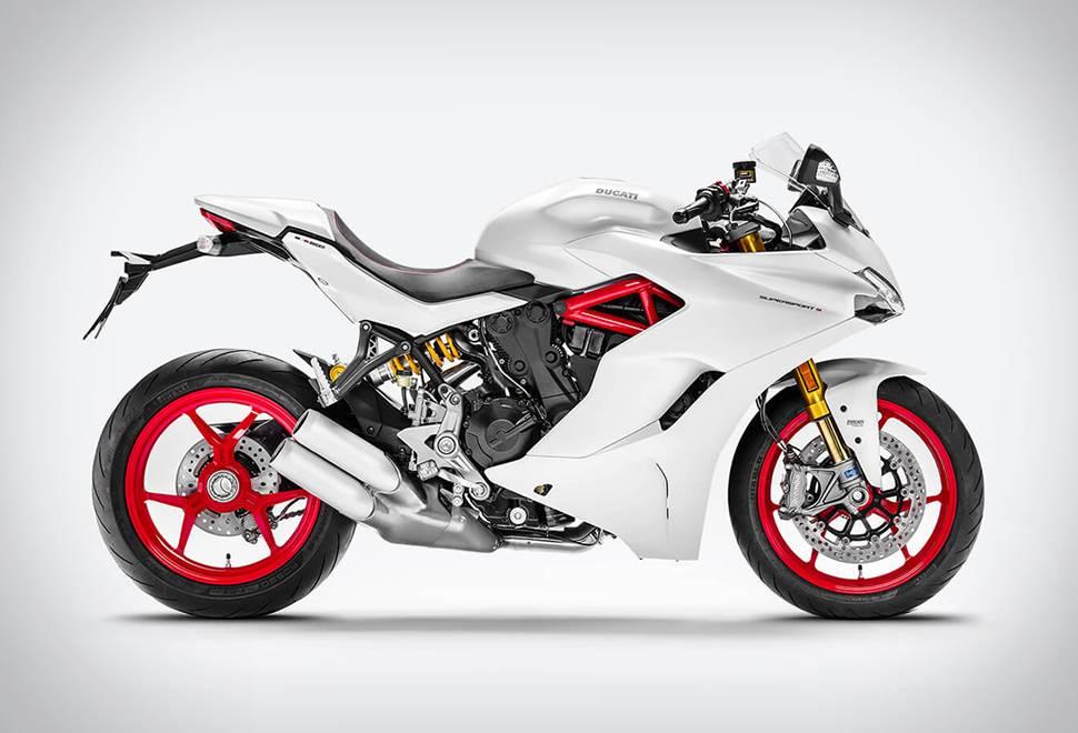 Moto SuperSport | Ducati - Imagem - 1