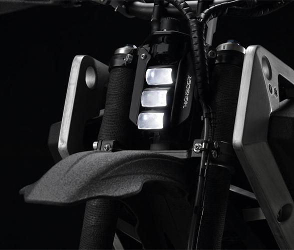Moto Robusta E-Racer - E-Racer Rugged Motorcycle - Imagem - 4