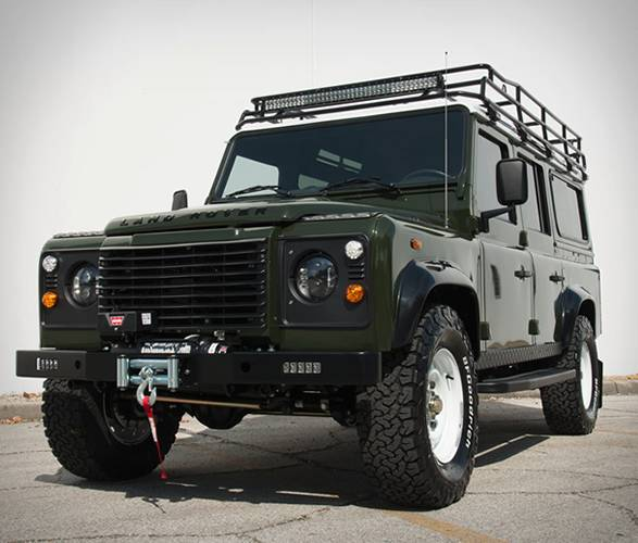 Defender Pedigree | East Coast - Imagem - 2