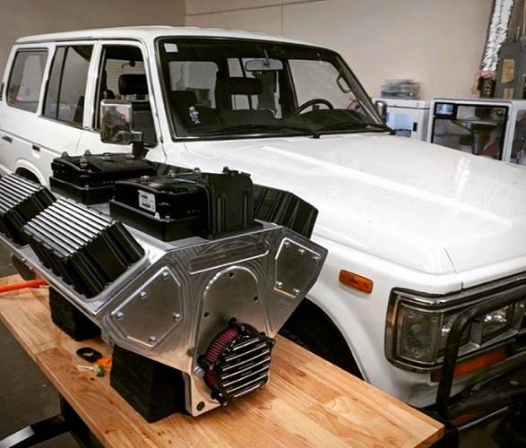 Motor Elétrico para carro convencional - Electric GT EV-Conversion Crate Motor - Imagem - 4