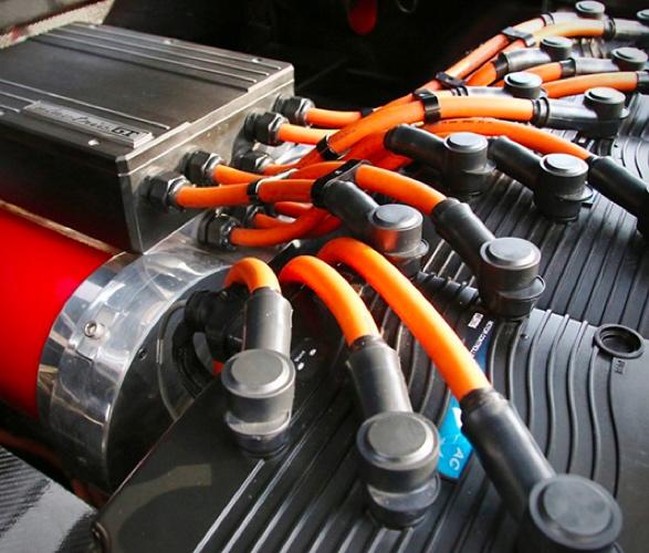 Motor Elétrico para carro convencional - Electric GT EV-Conversion Crate Motor - Imagem - 2