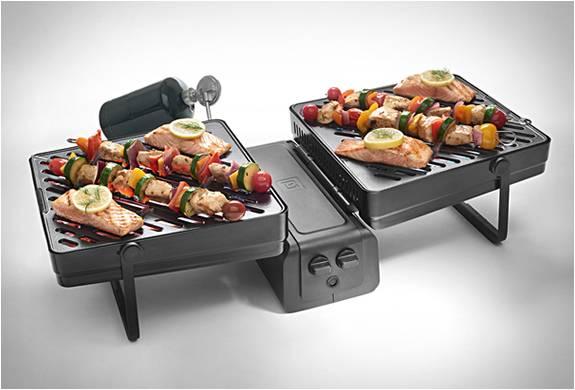 Churrasqueira Portátil | Elevate Portable Grill - Imagem - 2