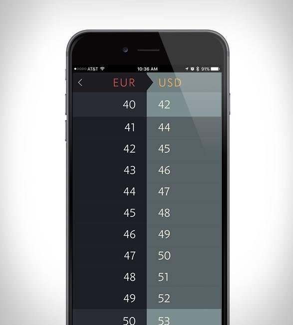 App Conversão de Moeda Elk - Imagem - 3