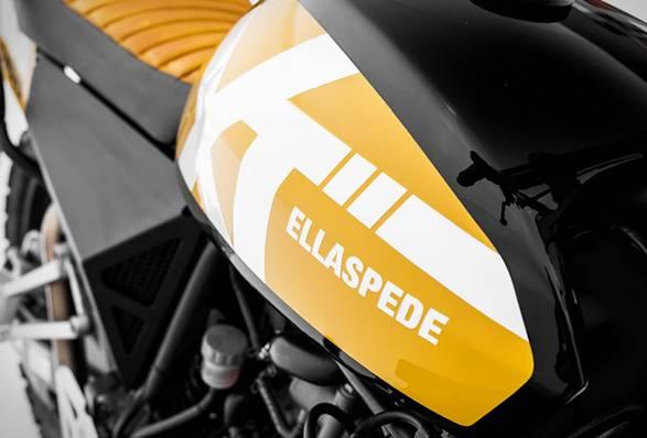 Yamaha Xt660 | Ellaspede - Imagem - 3
