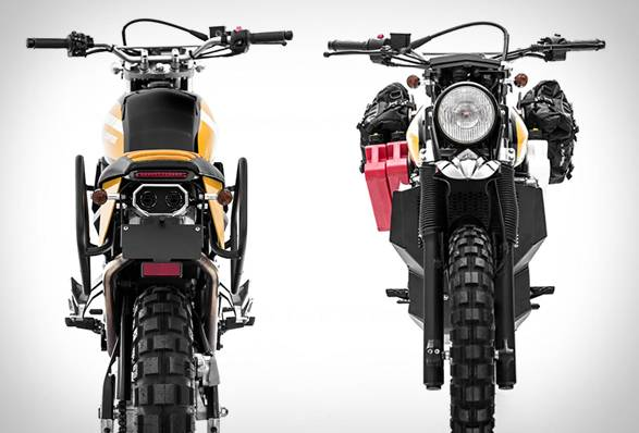 Yamaha Xt660 | Ellaspede - Imagem - 4