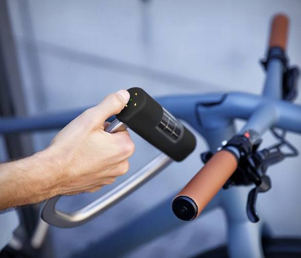 Cadeado Trava Ellipse Smart Bike - Imagem - 2