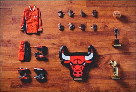 BONECOS HIPER REALISTAS DA NBA - HYPER REALISTIC NBA COLLECTION - Imagem - 5