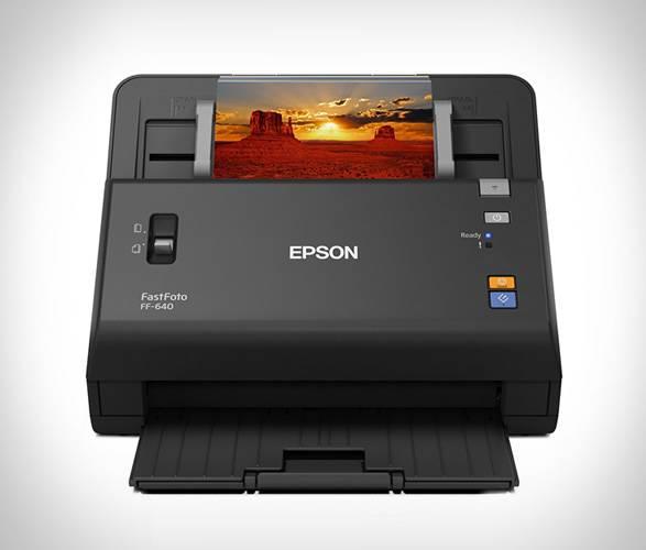 Scanner FastFoto Epson - Imagem - 4