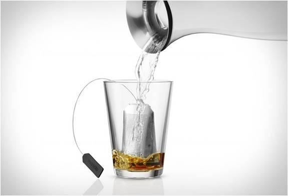 Infusor de Chá Inox | Tea Bag | Eva Solo - Imagem - 5