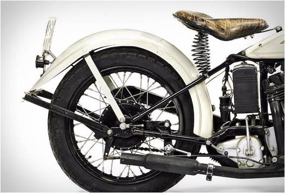 1934 Indian Sport Scout | Ex Steve McQueen - Imagem - 4