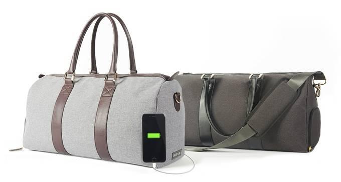 Bolsa com Carregador de Celular | Emery & Oak - Imagem - 5